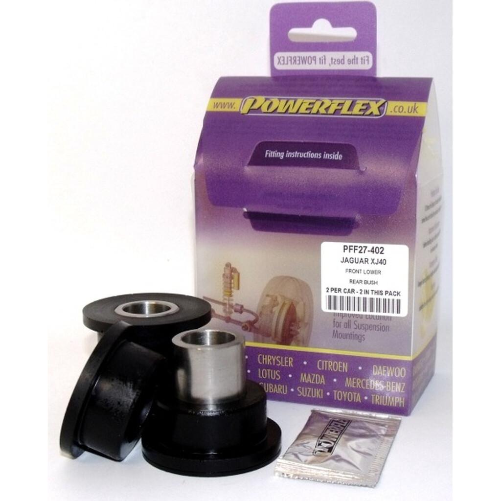 2x Powerflex PFF27-402 Vorderer unterer Querlenker PU