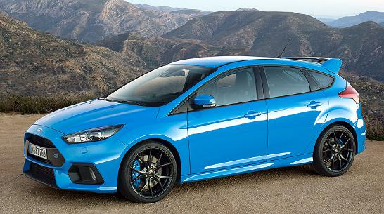 ford focus mk3 rs 2014 to 2018