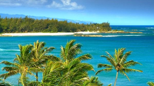 Beautiful Hawaii Beaches Hd Blu-ray Video Dvd #1 Nature Series