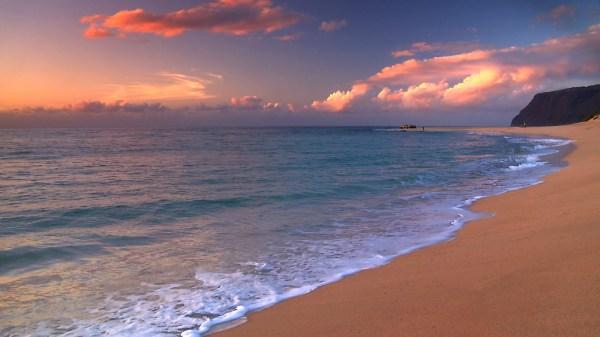 Beautiful Hawaii Beaches Hd Blu-ray Video Dvd