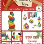 Top 10 Lists Building Toys For Under 3 Year Olds