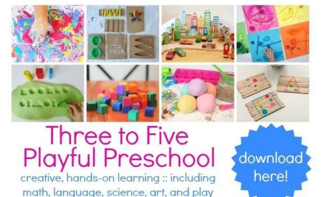 40 Awesome Preschool Printables