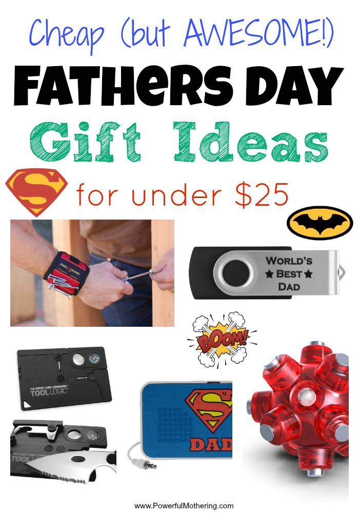 cheap fathers day gift