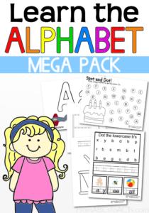 Learn the Alphabet (1)