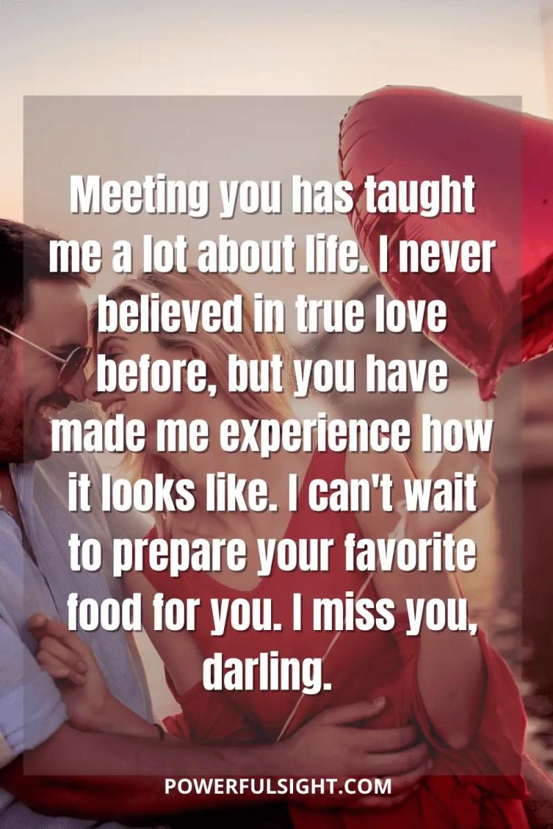 I love you letter for boyfriend
