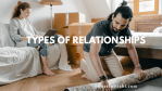 5 Different Types of relationships you should know