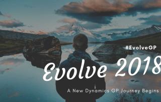 Evolve 2018