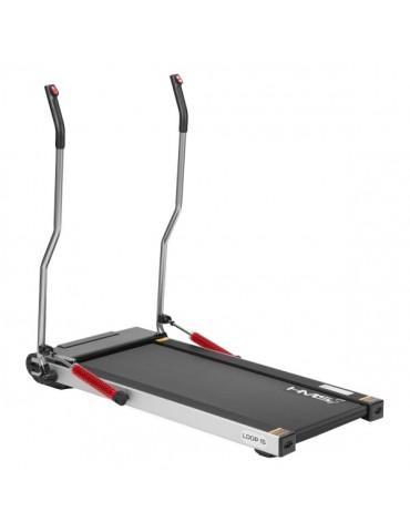 tapis de marche nordique electrique pour entrainement en home gym vitesse max 6 km h