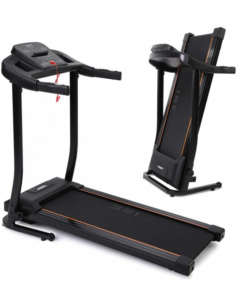tapis roulant electrique 14km h compact pour cardio training a domicile