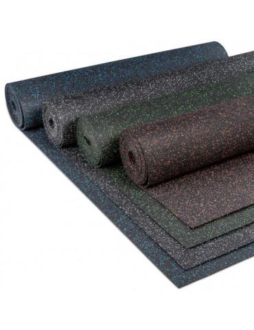 dalles amortissantes et tapis de sol