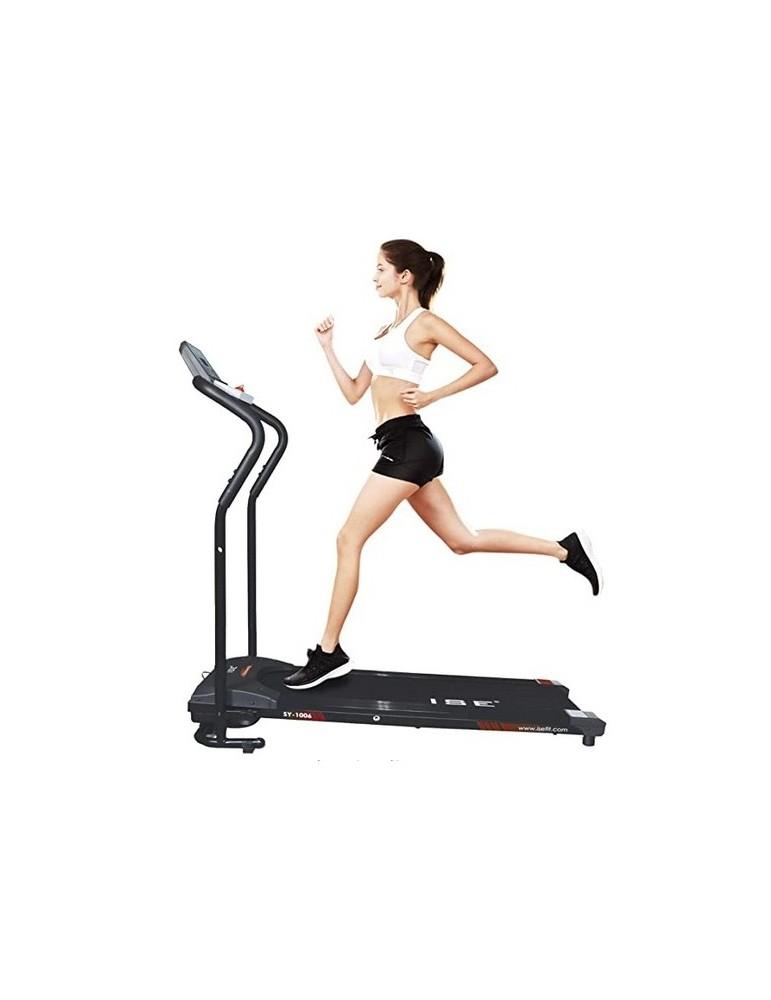 tapis de course training pliable pour homegym pas cher en stock