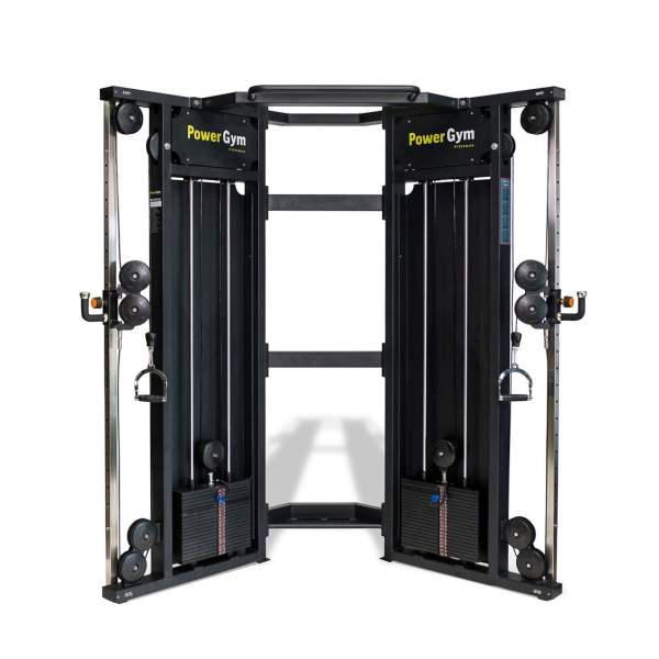 Functional Trainer Cable Crossover - Powergym Fitness