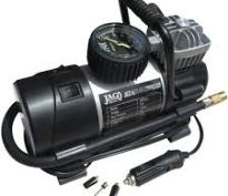 JACO RoadPro Tire Inflator - Portable Air Compressor Pump, 100 PSI