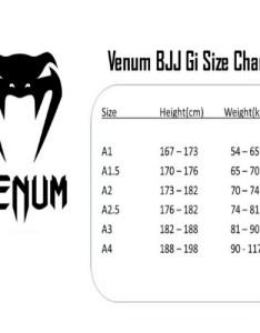 Venum bjj gi competitor blue size  mixed martial arts also rh ebay