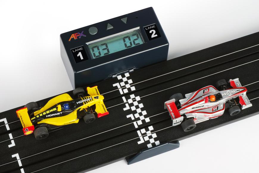 Afx Slot Car Lap Counter