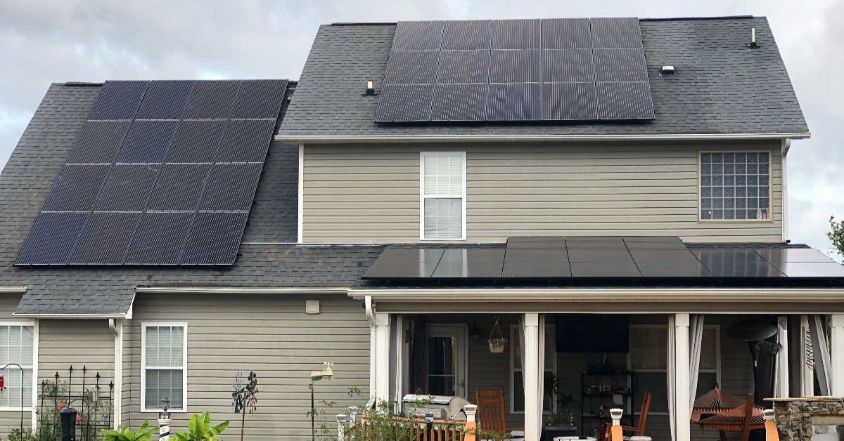 solar panels-how are solar panels attached to my roof-Power Home Solar-roof