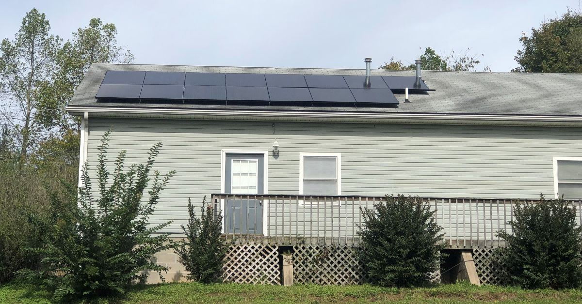 North Carolina solar-solar panels-sell home-value