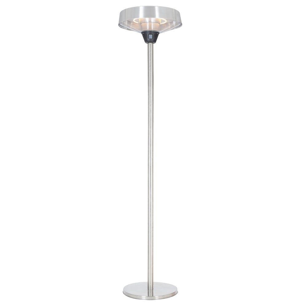 La Hacienda Standing Halogen Electric Patio Heater