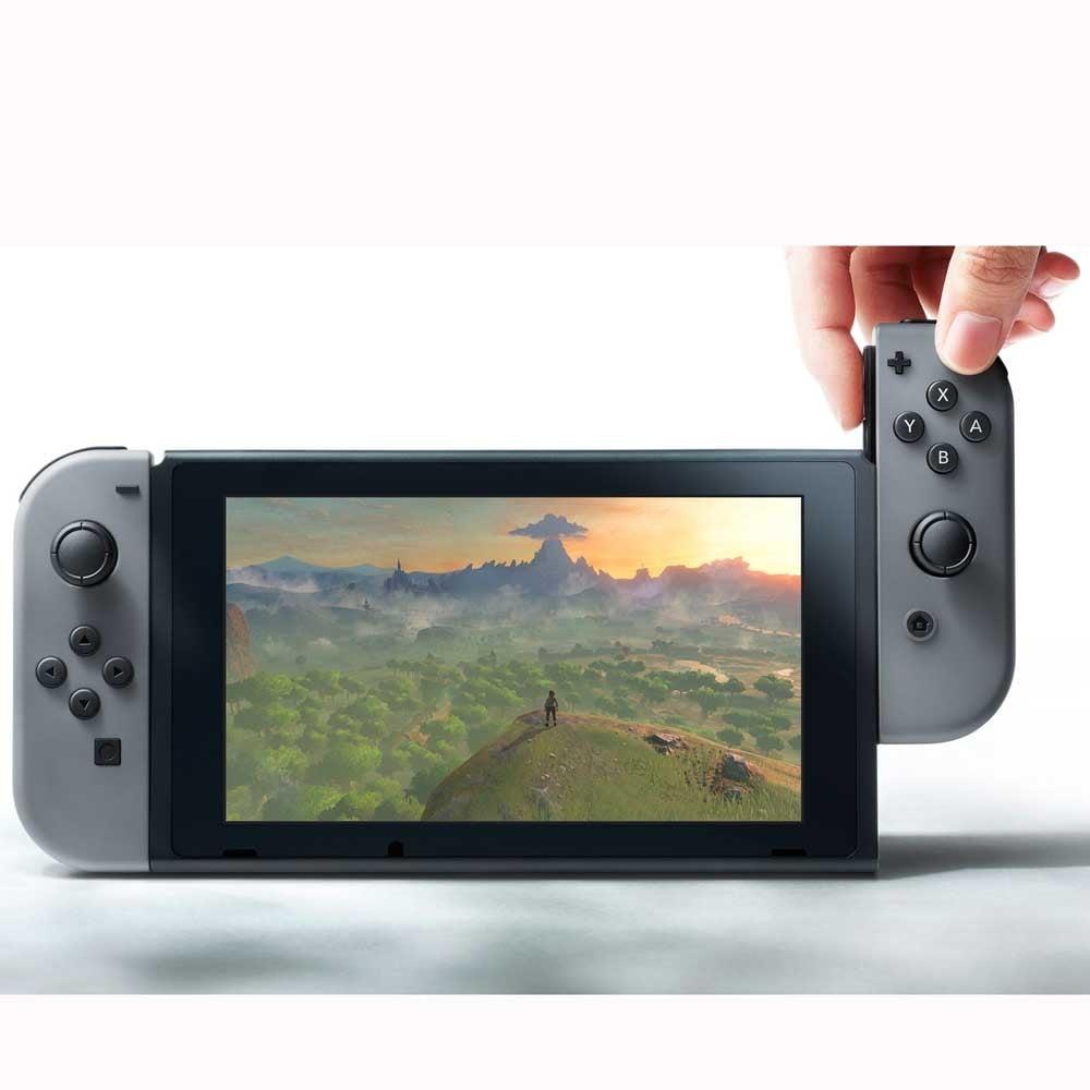 Nintendo Switch Grey Sound Amp Vision From Powerhouseje UK