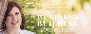 Ready to Get Your Business on a Firm Foundation?