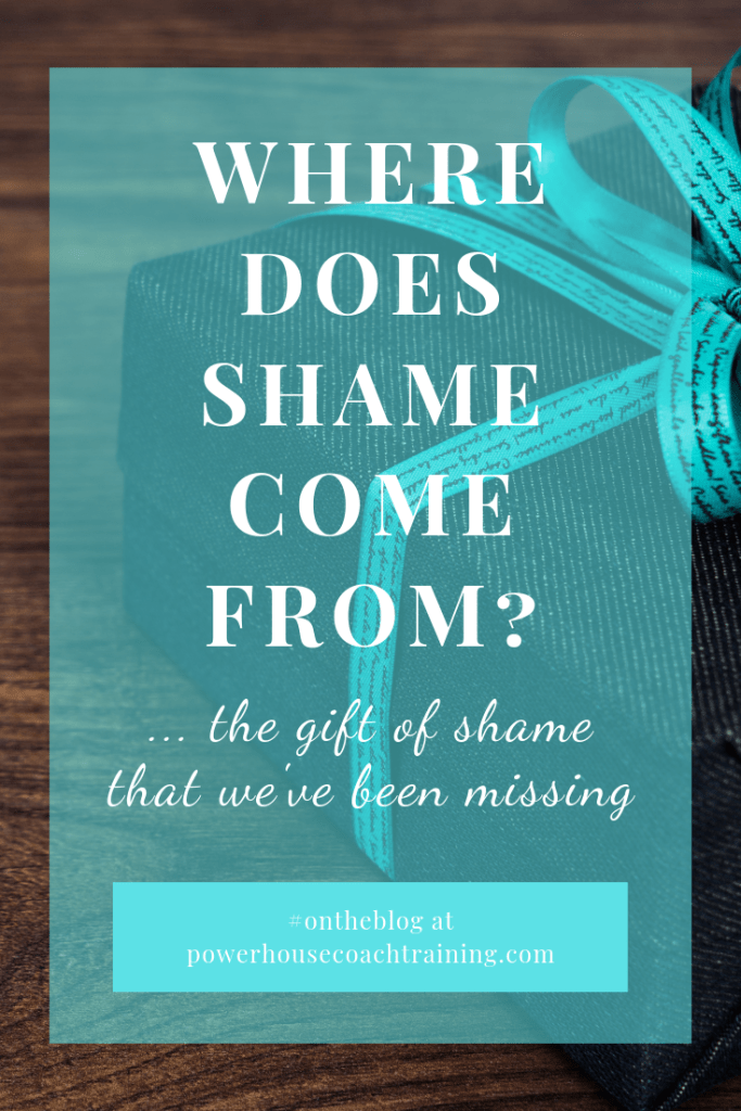 Where does shame come from and is there a gift we've been missing? Pin it and share.