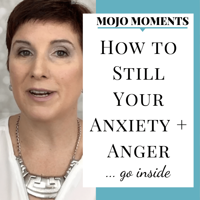 Vanessa Long shows us how to go inside and find the root of our fear, anxiety, and anger