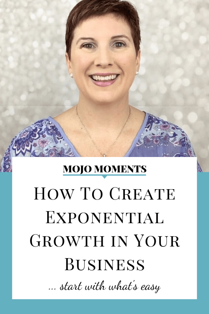 Find out how to create exponential growth in your business with Vanessa Long