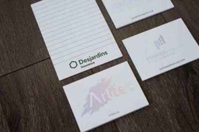 Adhesive Notepads