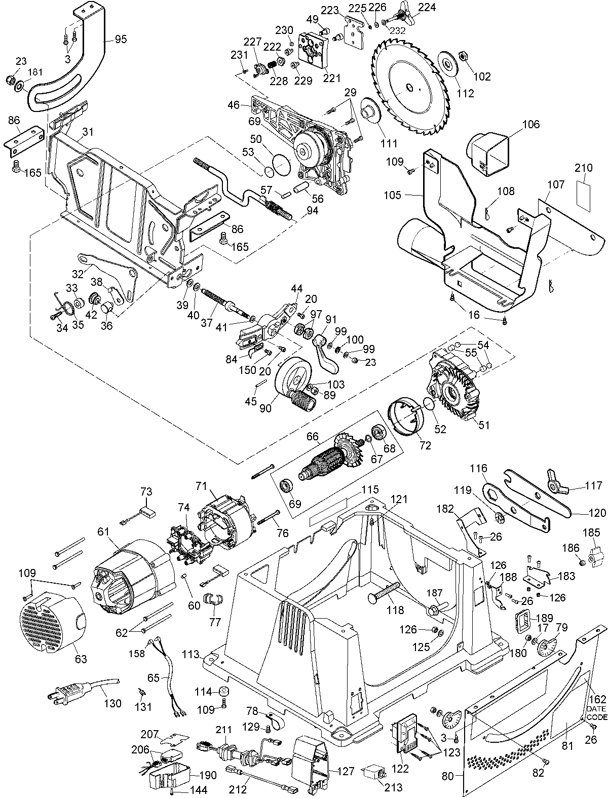dw744 wiring diagram