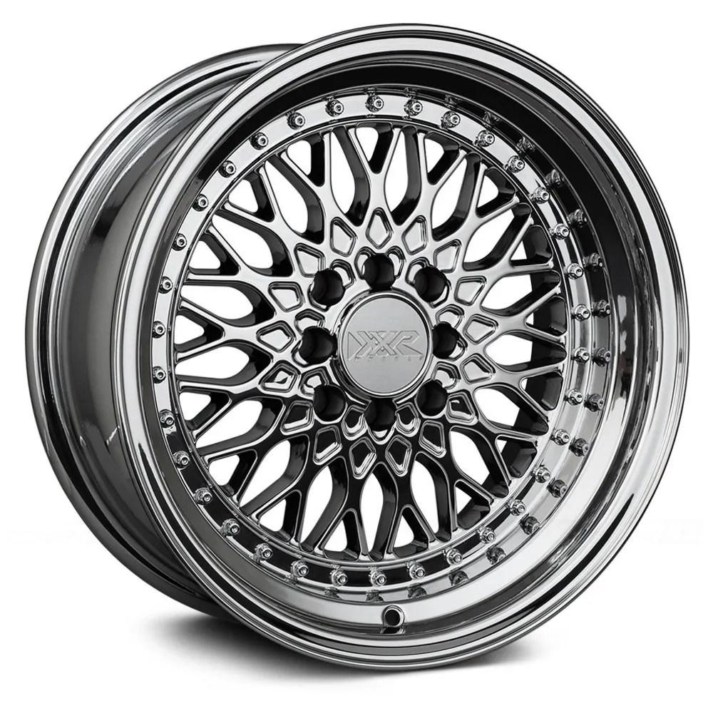 17×9 XXR 536 Platinum