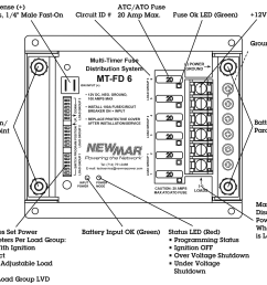 newmar powering the mobile network with the multi timer and fuse distribution system model mt [ 2000 x 1465 Pixel ]