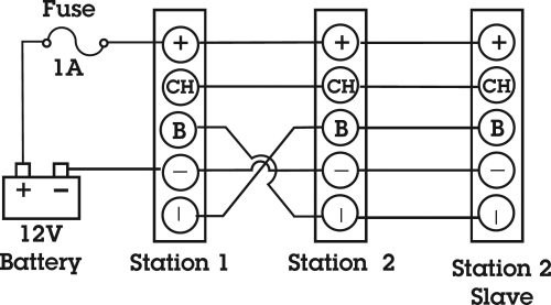 small resolution of phone com 2 station wiring