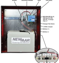 24 volt nfpa 1221 integrated power system [ 1500 x 1716 Pixel ]