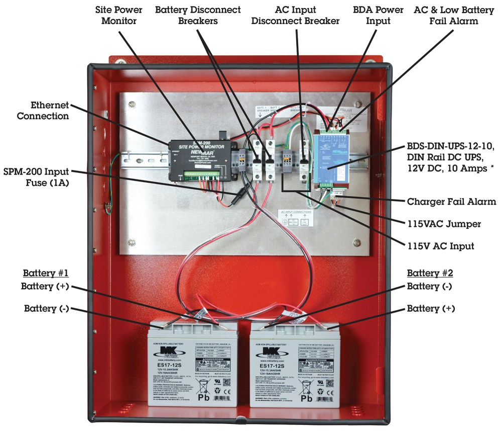 medium resolution of public safety das power pe series enclosures nfpa 1221 in building standards 12 vdc 12