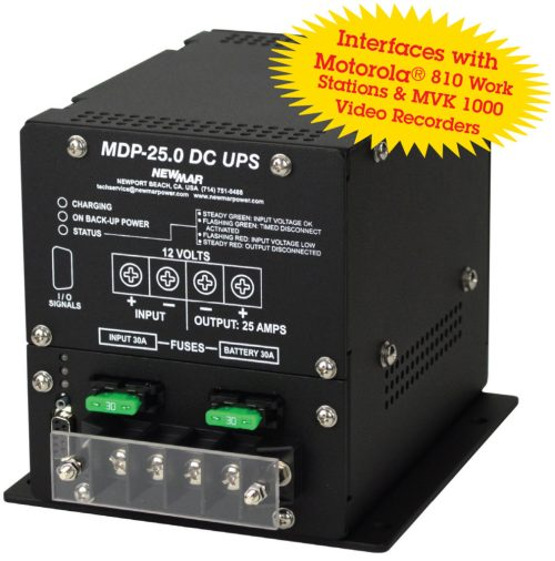 small resolution of mobile data power provides dc back up power 12v dc 25 amps with