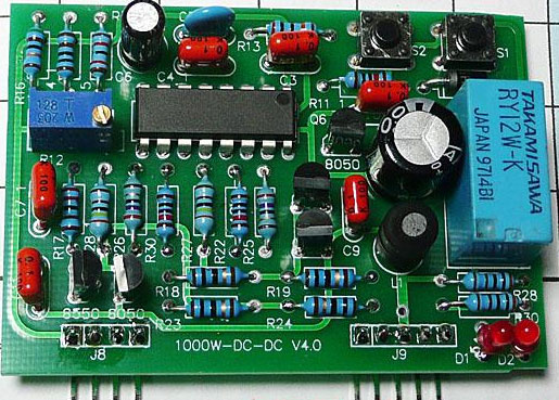 Inverter Circuit Diagram 1000winverter 1000w Picture Inverter Circuit