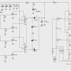 Microcontroller Based Inverter Circuit Diagram Whirlpool Dryer Wiring For Plug 1000w 12v Dc Home Power Board Design 1000 Watt Master