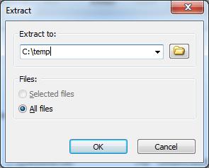 Open VMDK File