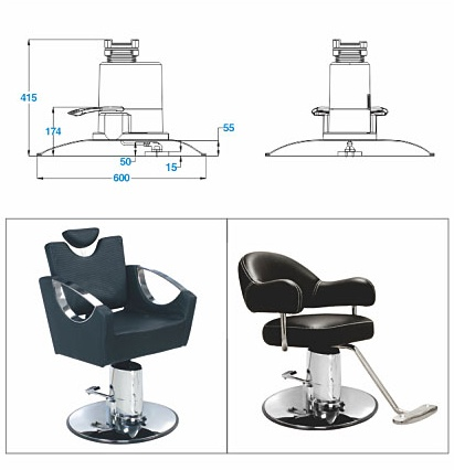 barber chair parts slip covers in store electric base power jack motion
