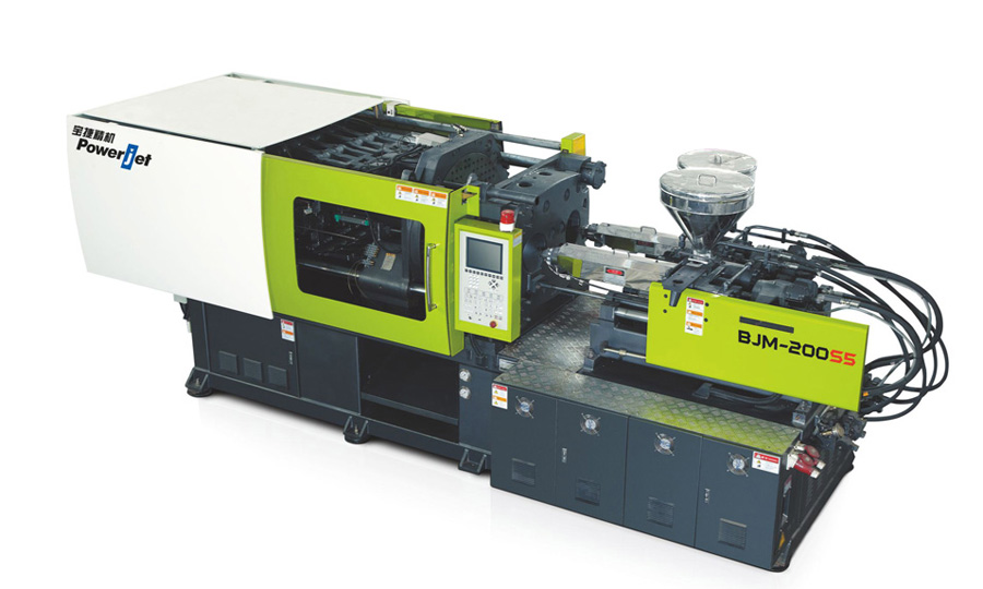 Two Color Injection Molding Machine - Powerjet Plastic Machinery