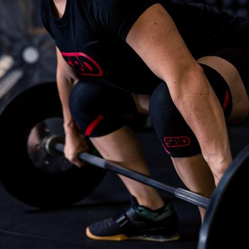 Ginocchiere Weightlifting SBD