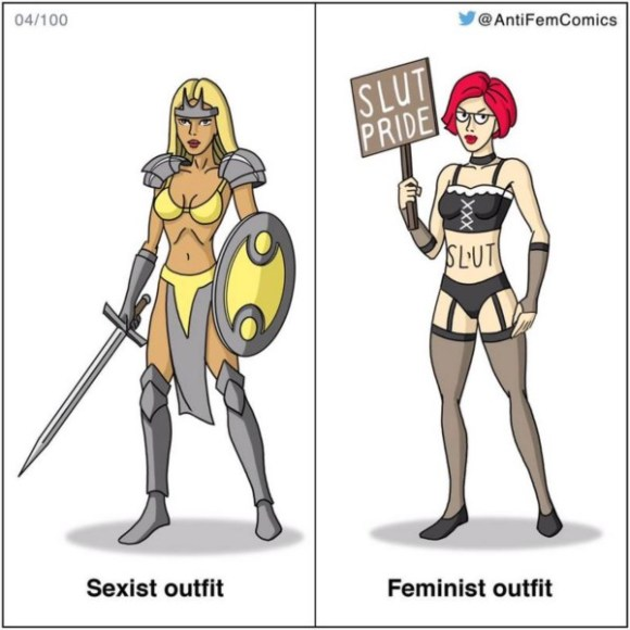 Feminist Outfit copy