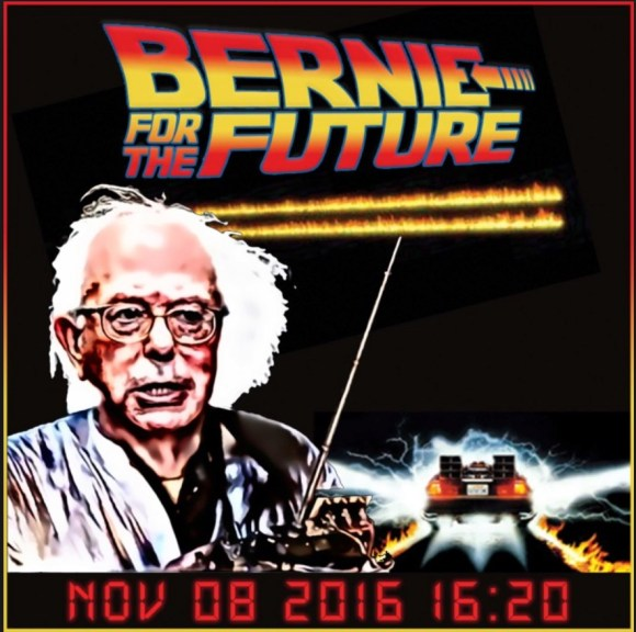 Bernie to the Future copy