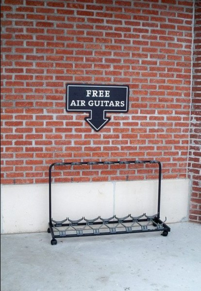 Free Air guitars copy