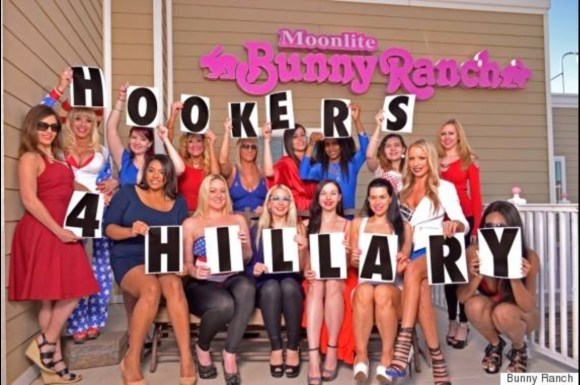 Hookers for hillary copy