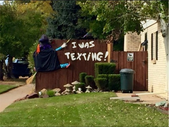 Texting Witch copy