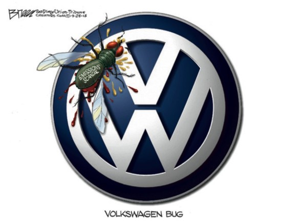 VW Bug copy