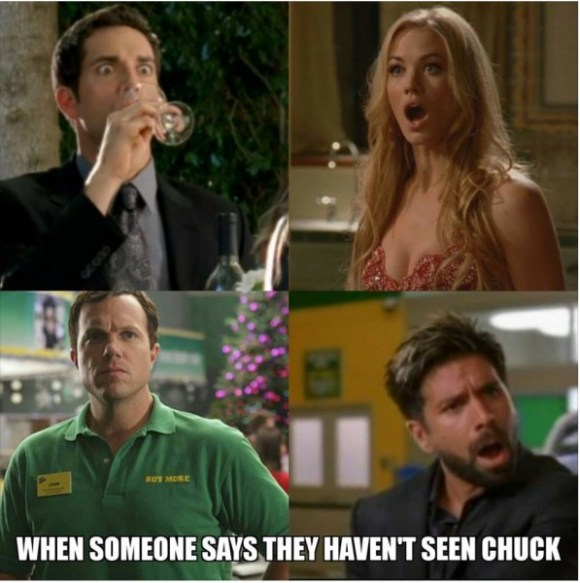 Haven't Seen Chuck copy