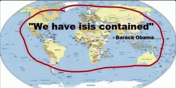 ISIS Conatined copy