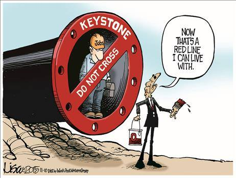 Keystone Red Line